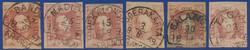 4635: Netherlands Indies - Stamps bulk lot