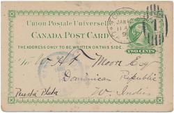 2040: Canada - Postal stationery