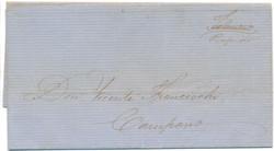 2385: Danish West Indies - Pre-philately