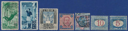 3555: Italian Colonies General Issues - Collections