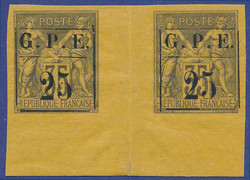 2915: Guadeloupe - Unit with gutter