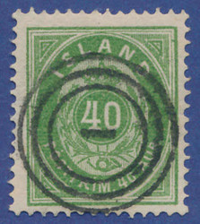 3345020: Iceland Aurar Issue