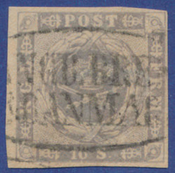 5625: Sweden - Cancellations and seals
