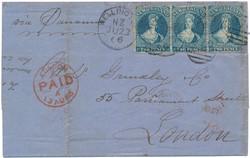 4565: New Zealand - Pre-philately