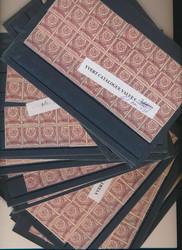 6355: Turkey - Stamps bulk lot