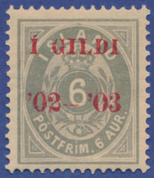 3345040: Iceland I Gildi Issue