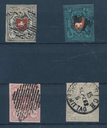 5655: Switzerland - Bulk lot