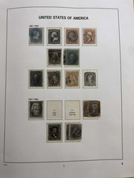 6605: United States - Collections