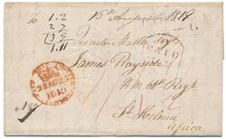 6025: St. Helena - Pre-philately