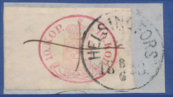 2530010: Finland 1856 1st Issue