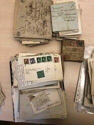 7350: Collections and Lots Worldwide - Covers bulk lot