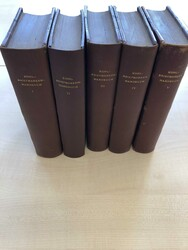 8700320: Literature Handbooks of the World - Philatelic literature