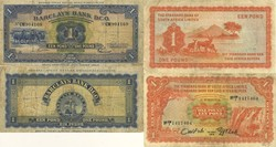 110.550.392: Banknoten - Afrika - Südwestafrika