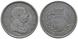 110.560.65: Banknoten - Amerika - Britische Gebiete in der Karibik