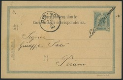 4791: Austria Navy and Ship Mail