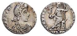 10.40.10: Antike - Oströmisches Reich - Arcadius, 383 - 408