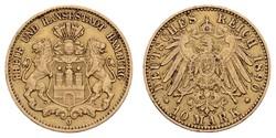 40.80.20.60: Europa - Deutschland - Deutsches Kaiserreich - Hamburg