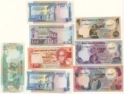 110.290: Banknotes - Malta