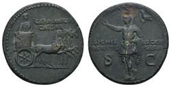 10.30.80: Antike - Römische Kaiserzeit - Germanicus, Vater des Caligula