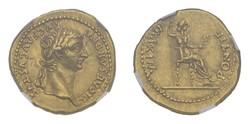 10.30.40: Antike - Römische Kaiserzeit - Tiberius, 14 - 37