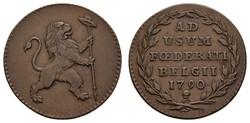 40.40.100: Europa - Belgien - Belgischer Aufstand 1790-1792