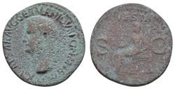 10.30.100: Antike - Römische Kaiserzeit - Caligula, 37 - 41