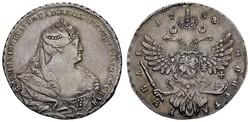 40.420.110: Europa - Russland - Anna, 1730-1740