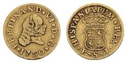 40.500.80: Europa - Spanien - Ferdinand VI., 1746 - 1759