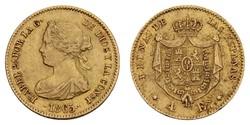 40.500.140: Europa - Spanien - Isabella II., 1833 - 1868