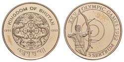 70.90: Asien (mit Nahem Osten) - Bhutan