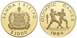 80.130: Australien, Neuseeland und die Inseln des Pazifik - Samoa