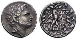 10.20.240.110: Antike - Griechen - Könige von Makedonien - Perseus, 179-168