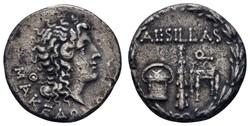 10.20.220: Antike - Griechen - Makedonien