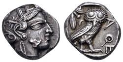 10.20.370.10: Antike - Griechen - Attika - Athen