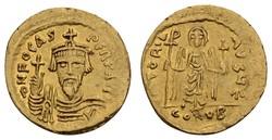 10.60.90: Antike - Byzantinisches Reich - Phocas, 602 - 610