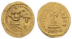 10.60.100: Antike - Byzantinisches Reich - Heraclius, 610 - 641