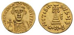 10.60.110: Antike - Byzantinisches Reich - Constans II., 641 - 668