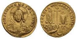 10.60.350: Antike - Byzantinisches Reich - Constantinus VII. Porphyrogenitus, 913 - 959 und Romanus I. Lecapenus, 920 - 944