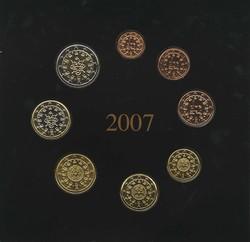 40.400.10: Europa - Portugal - Euro Münzen