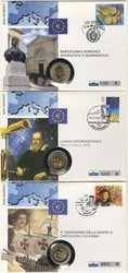 40.430.10: Pièces en euro de l'Europe - San Marino-