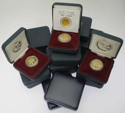 100.70.40: Lots - Münzen - Belgien