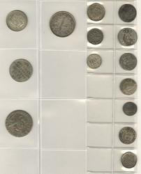 100.70.70: Multiple Lots - Coins - Danmark
