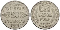 50.450: Afrique - Tunisie