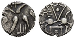 10.10.30: Ancient Coins - Celtic Coins - France