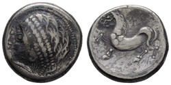 10.10.70: Ancient Coins - Celtic Coins - Danuve Area