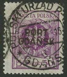 4970: Polen Ausgaben für Port Gdansk