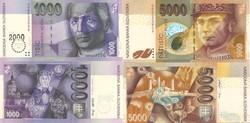 110.450: Banknoten - Slowakei