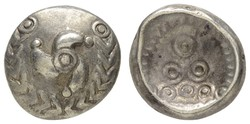 10.10.50: Ancient Coins - Celtic Coins - Southern Germany