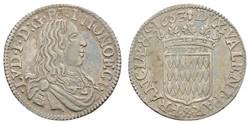 40.340.10: Europe - Monaco - Euro - Coins