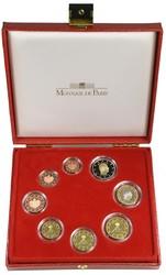 40.340.10: Europa - Monaco - Euro Münzen